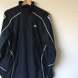 Adidas mens Climate Classic Track Jacket